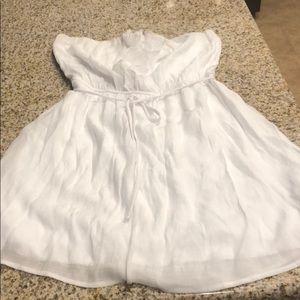 Dresses & Skirts - Used Jr white dress